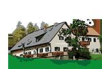 Häuserl im Wald